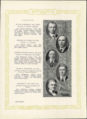 Page 17, 1926 Edition, Bridgewater College - Ripples Yearbook (Bridgewater, VA) online yearbook collection
