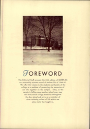 Page 11, 1945 Edition, Bridgewater College - Ripples Yearbook (Bridgewater, VA) online yearbook collection