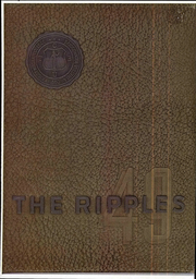 Page 1, 1949 Edition, Bridgewater College - Ripples Yearbook (Bridgewater, VA) online yearbook collection