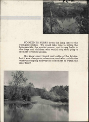 Page 8, 1949 Edition, Bridgewater College - Ripples Yearbook (Bridgewater, VA) online yearbook collection