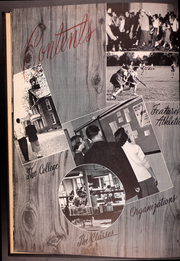 Page 10, 1952 Edition, Bridgewater College - Ripples Yearbook (Bridgewater, VA) online yearbook collection