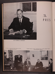 Page 14, 1952 Edition, Bridgewater College - Ripples Yearbook (Bridgewater, VA) online yearbook collection