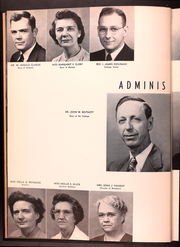 Page 16, 1952 Edition, Bridgewater College - Ripples Yearbook (Bridgewater, VA) online yearbook collection