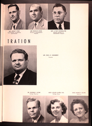 Page 17, 1952 Edition, Bridgewater College - Ripples Yearbook (Bridgewater, VA) online yearbook collection