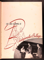 Page 5, 1952 Edition, Bridgewater College - Ripples Yearbook (Bridgewater, VA) online yearbook collection