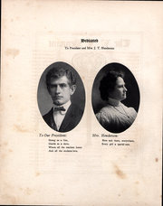 Page 4, 1906 Edition, Virginia Intermont College - Intermont Yearbook (Bristol, VA) online yearbook collection