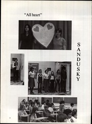 Page 10, 1976 Edition, Sandusky Middle School - Sandpiper Yearbook (Lynchburg, VA) online yearbook collection