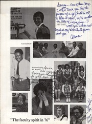 Page 6, 1976 Edition, Sandusky Middle School - Sandpiper Yearbook (Lynchburg, VA) online yearbook collection
