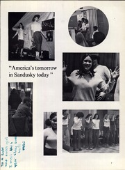 Page 9, 1976 Edition, Sandusky Middle School - Sandpiper Yearbook (Lynchburg, VA) online yearbook collection
