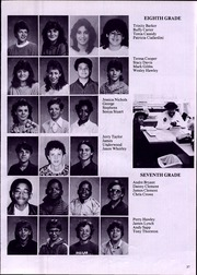 Stonewall Jackson Junior High School - Stonewall Yearbook (Roanoke, VA) online yearbook collection, 1987 Edition, Page 41