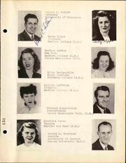 Page 13, 1947 Edition, Dolly Madison Junior High School - Green Hornet Yearbook (Arlington, VA) online yearbook collection