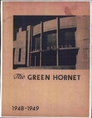 1948 Edition, Dolly Madison Junior High School - Green Hornet Yearbook (Arlington, VA)
