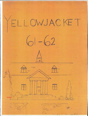 Page 1, 1962 Edition, Jefferson Middle School - Yellowjacket Yearbook (Arlington, VA) online yearbook collection