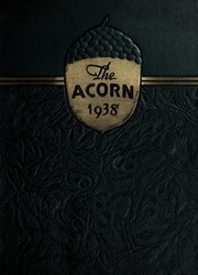 Blackstone College - Acorn Yearbook (Blackstone, VA) online yearbook collection, 1938 Edition, Page 1