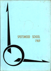 1969 Edition, Spotswood Elementary School - Yearbook (Fredericksburg, VA)