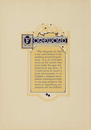 Page 8, 1925 Edition, Lynchburg College - Argonaut Yearbook (Lynchburg, VA) online yearbook collection