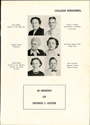 Page 17, 1956 Edition, Lynchburg College - Argonaut Yearbook (Lynchburg, VA) online yearbook collection