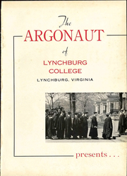 Page 7, 1956 Edition, Lynchburg College - Argonaut Yearbook (Lynchburg, VA) online yearbook collection