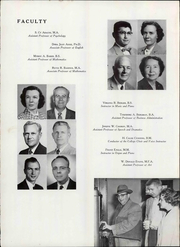 Page 16, 1958 Edition, Lynchburg College - Argonaut Yearbook (Lynchburg, VA) online yearbook collection