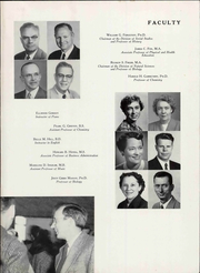 Page 17, 1958 Edition, Lynchburg College - Argonaut Yearbook (Lynchburg, VA) online yearbook collection