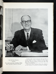 Page 15, 1964 Edition, Lynchburg College - Argonaut Yearbook (Lynchburg, VA) online yearbook collection