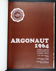 Page 5, 1964 Edition, Lynchburg College - Argonaut Yearbook (Lynchburg, VA) online yearbook collection