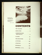 Page 8, 1964 Edition, Lynchburg College - Argonaut Yearbook (Lynchburg, VA) online yearbook collection
