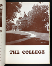 Page 9, 1964 Edition, Lynchburg College - Argonaut Yearbook (Lynchburg, VA) online yearbook collection