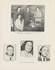 Page 12, 1950 Edition, Old Dominion University - Troubador Yearbook (Norfolk, VA) online yearbook collection