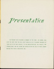 Page 3, 1950 Edition, Old Dominion University - Troubador Yearbook (Norfolk, VA) online yearbook collection
