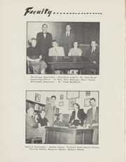 Page 8, 1950 Edition, Old Dominion University - Troubador Yearbook (Norfolk, VA) online yearbook collection