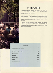 Page 11, 1963 Edition, Old Dominion University - Troubador Yearbook (Norfolk, VA) online yearbook collection