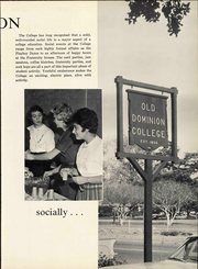 Page 13, 1963 Edition, Old Dominion University - Troubador Yearbook (Norfolk, VA) online yearbook collection