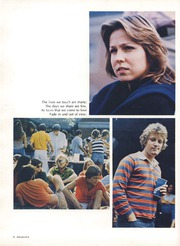 Page 12, 1979 Edition, Radford University - Radnor Yearbook (Radford, VA) online yearbook collection