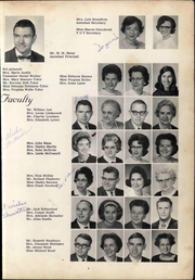 Page 11, 1966 Edition, Monroe Middle School - Cardinal Yearbook (Roanoke, VA) online yearbook collection