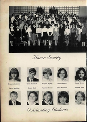 Page 12, 1966 Edition, Monroe Middle School - Cardinal Yearbook (Roanoke, VA) online yearbook collection