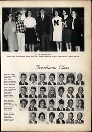 Page 13, 1966 Edition, Monroe Middle School - Cardinal Yearbook (Roanoke, VA) online yearbook collection