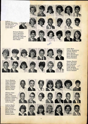 Page 15, 1966 Edition, Monroe Middle School - Cardinal Yearbook (Roanoke, VA) online yearbook collection