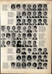 Page 17, 1966 Edition, Monroe Middle School - Cardinal Yearbook (Roanoke, VA) online yearbook collection