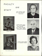 Page 10, 1967 Edition, Shenandoah Bible College - Anathoth Yearbook (Roanoke, VA) online yearbook collection