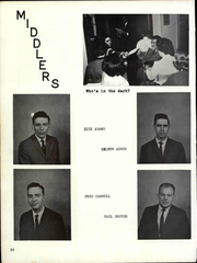 Page 12, 1967 Edition, Shenandoah Bible College - Anathoth Yearbook (Roanoke, VA) online yearbook collection
