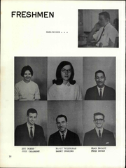 Page 14, 1967 Edition, Shenandoah Bible College - Anathoth Yearbook (Roanoke, VA) online yearbook collection