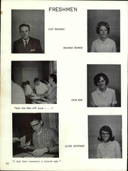Page 16, 1967 Edition, Shenandoah Bible College - Anathoth Yearbook (Roanoke, VA) online yearbook collection