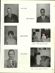 Page 17, 1967 Edition, Shenandoah Bible College - Anathoth Yearbook (Roanoke, VA) online yearbook collection