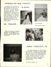 Page 7, 1967 Edition, Shenandoah Bible College - Anathoth Yearbook (Roanoke, VA) online yearbook collection