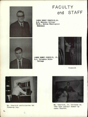 Page 8, 1967 Edition, Shenandoah Bible College - Anathoth Yearbook (Roanoke, VA) online yearbook collection