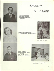 Page 9, 1967 Edition, Shenandoah Bible College - Anathoth Yearbook (Roanoke, VA) online yearbook collection