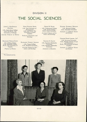 Page 17, 1945 Edition, Hollins University - Spinster Yearbook (Roanoke, VA) online yearbook collection