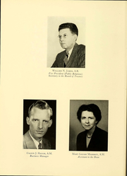 Page 12, 1950 Edition, Hollins University - Spinster Yearbook (Roanoke, VA) online yearbook collection