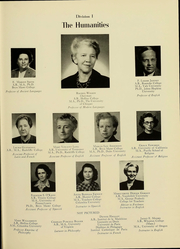 Page 13, 1950 Edition, Hollins University - Spinster Yearbook (Roanoke, VA) online yearbook collection
